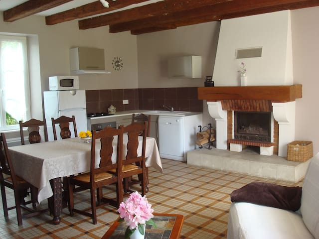 gîte de saint-linaire - Sainte-Hermine - House