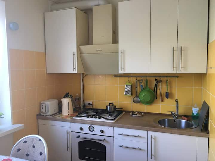 Kyiv, room for rent