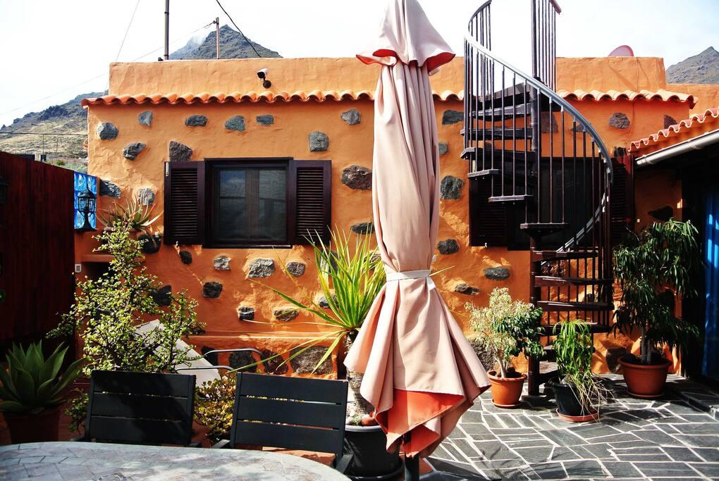 Patio Casa Bella Vista