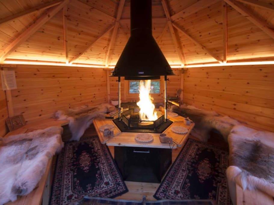 BBQ Cabin