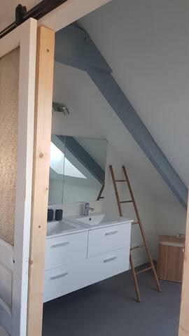 Chambre style studio à louer Dol de Bretagne