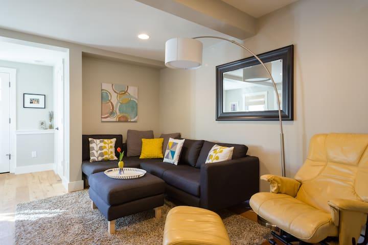 Comfortable, modern apartment - San Rafael - Casa