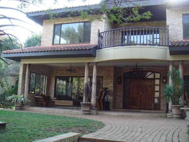 Traditional Zimbali Forest Lodge- CAM001 - Dolphin Coast - Villa