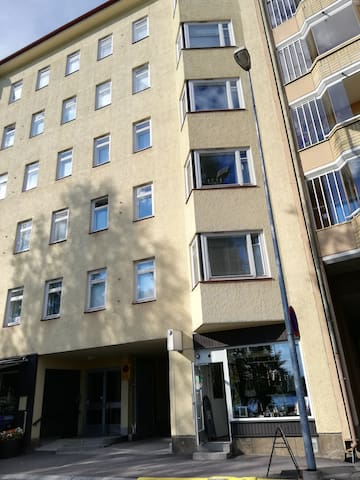 Two bedroom apartment in Savonlinna, Satamakatu 11