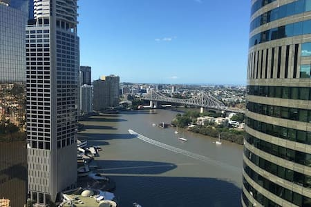 Brisbane City Room - pool, gym, spa - Brisbane - Pis