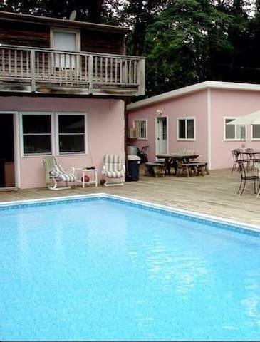 Dewey Beach cottage w swim pool