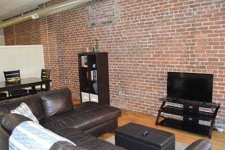 Stylish Loft in Heart of Downcity Arts District - Providence - Loft