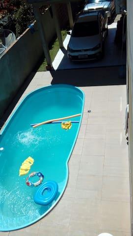 Casa de praia com piscina - Ilhéus - Hytte