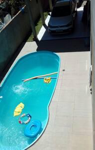 Casa de praia com piscina - Ilhéus - Cabana