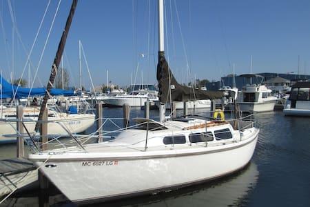 GO Sailing! 27' Catalina Sailboat - Marina del Rey - Boot