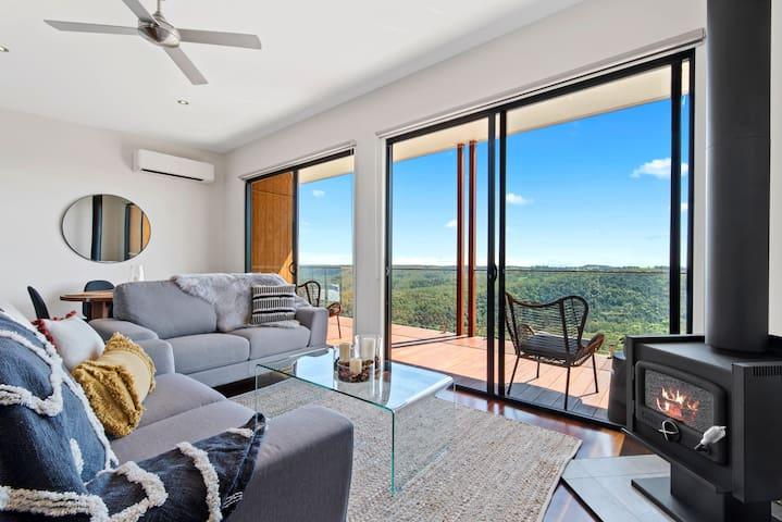 ❤️THE RIDGE AT MALENY❤️One Bedroom Luxury Cabin 3