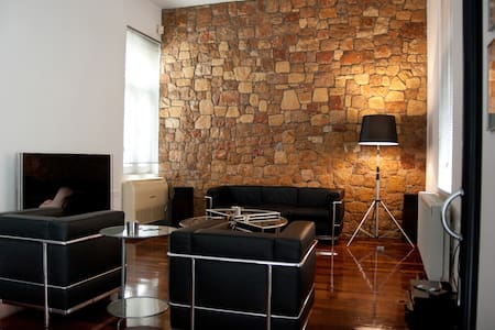 Stylish Loft Athens-Center Mets - Mets
