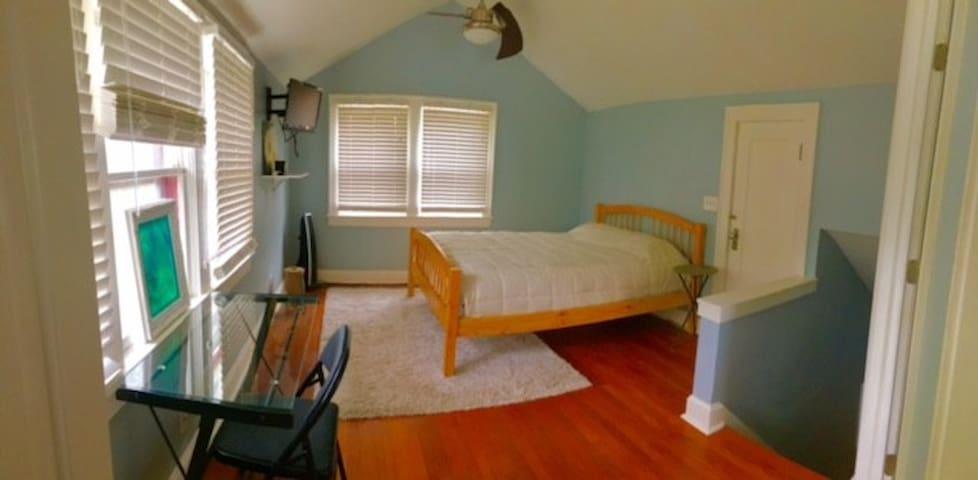 Beautiful, spacious suite room!
