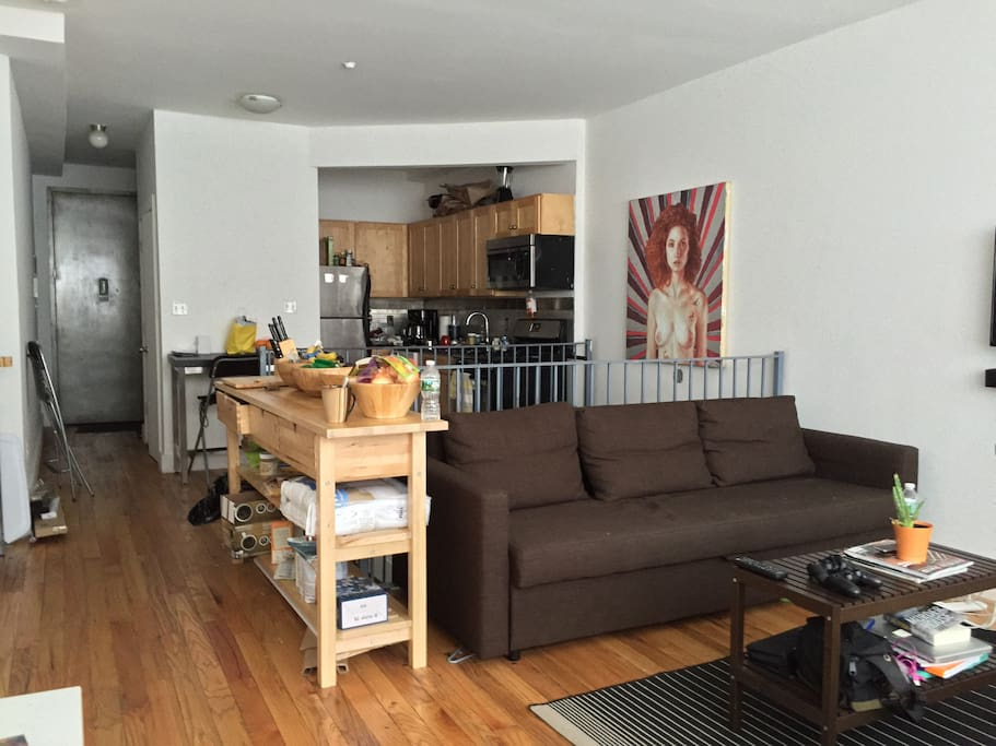 Master Bedroom Of Duplex In Prospect Heights Apartments For Rent In Brooklyn New York United