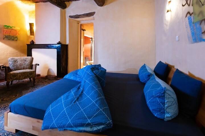 la vieille maison - Gourmet Stop blue room