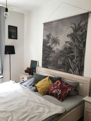 2-Raum Wohnung mit Vintagecharme