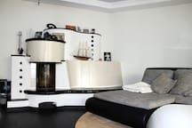 Zentrale Designer-Wohnung in Rathenow