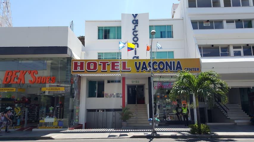 CUCUTA CENTRO HOTEL VASCONIA CL 10
