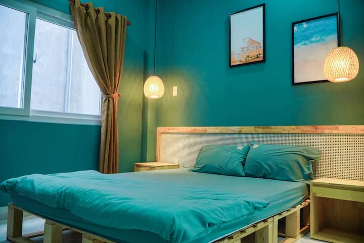 Seagull House*Cozy&Beautiful Room*Walking street