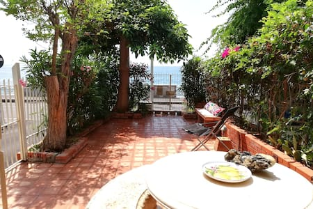 La pupitta holiday home fronte mare