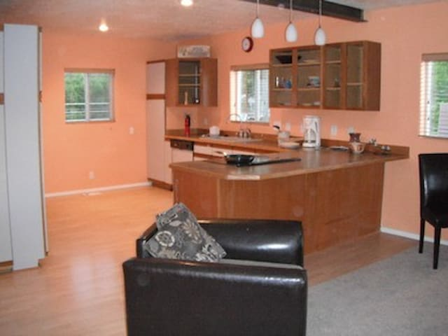 Spacious house, blocks from breweries and grocery - Missoula - Lejlighed