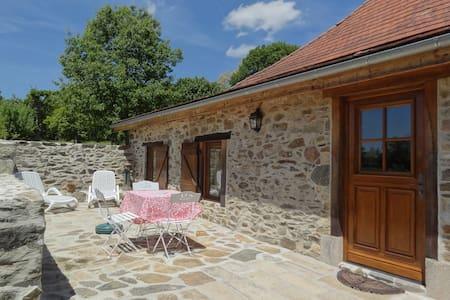 Le Menudet, gîte de caractère, près de Limoges - Saint-Hilaire-Bonneval - Nature lodge