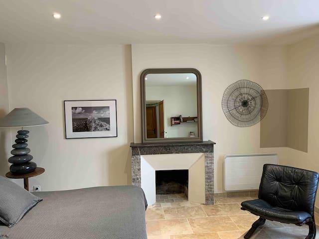 Chambre privée dans maison familiale Bracieux