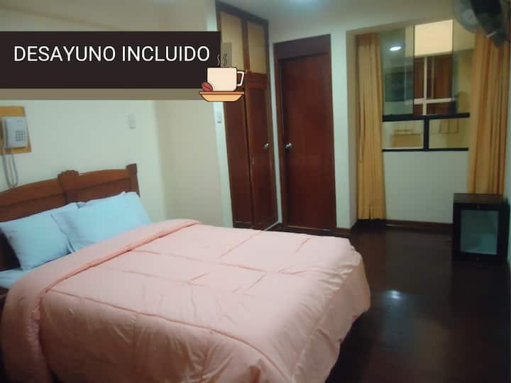 HOTEL PANAMERICANO - CENTRO DE LIMA