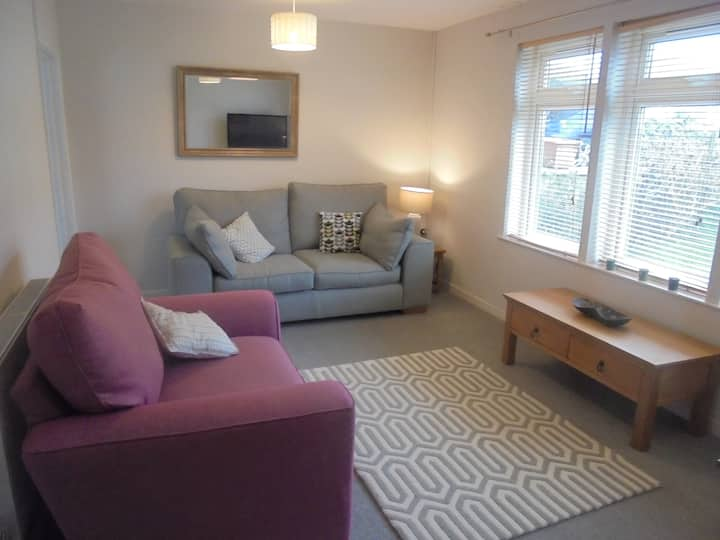 Padstow Ground Floor Apartment with parking.