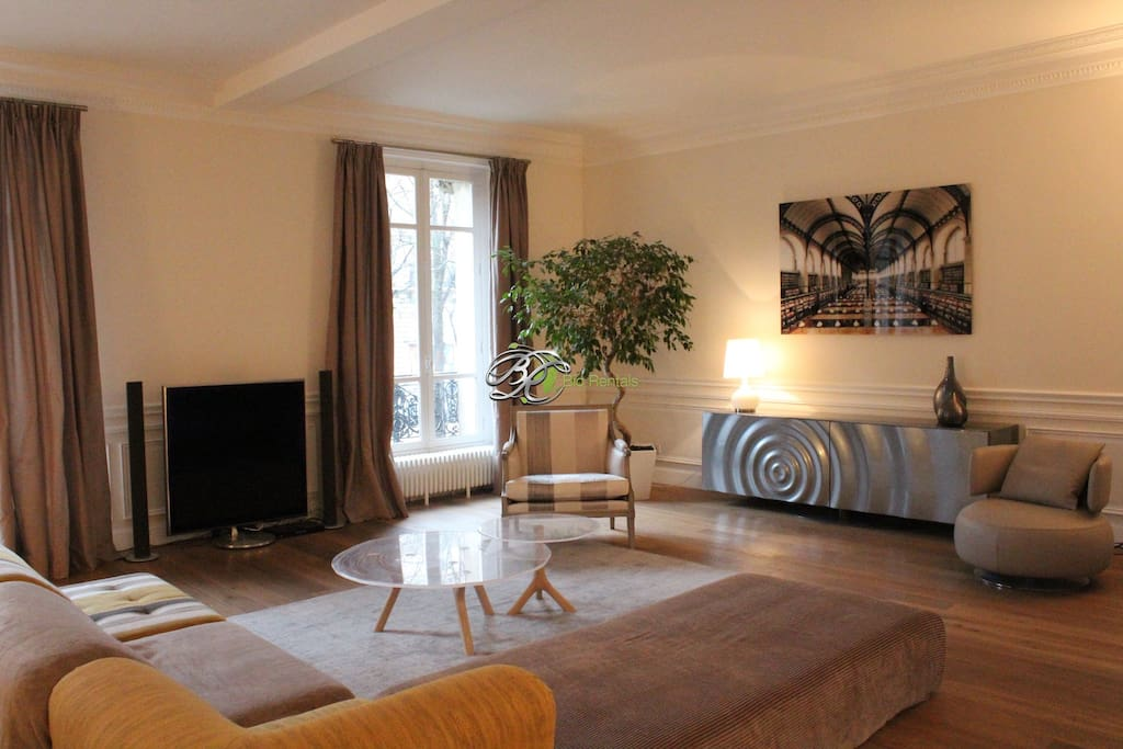 Monceau living-room