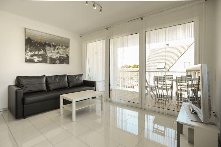 Design Apartment / Ferienwohnung Metzingen - Metzingen - Appartement