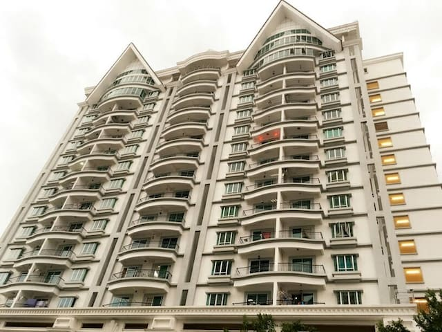 Warm & Homey Cassia Condo - Butterworth, Pulau Pinang, MY - บ้าน