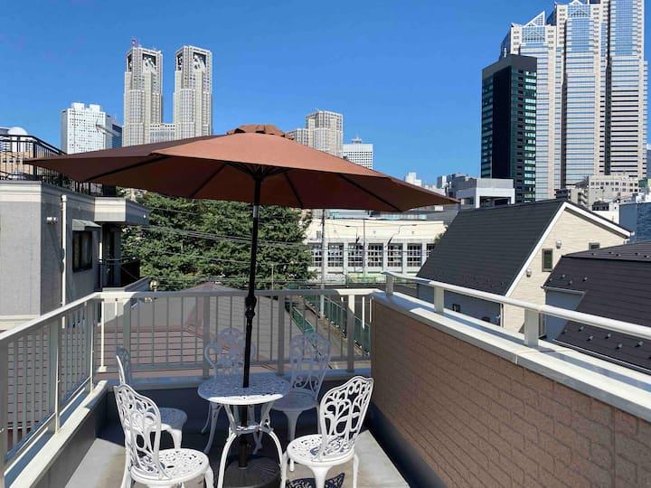 Hotel EL Shinjuku 6 /203新規オープンにつき50%off!