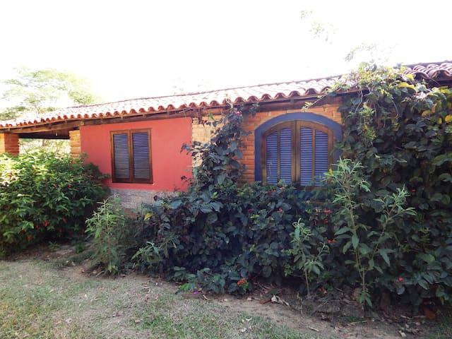 Chalé Chico Buarque - Queluz - Gästehaus