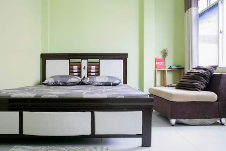 your Saigon home away from home