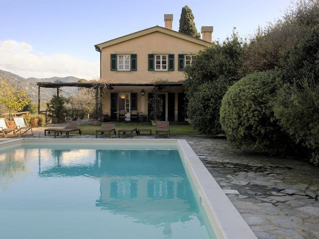 Charming Villa near Portofino