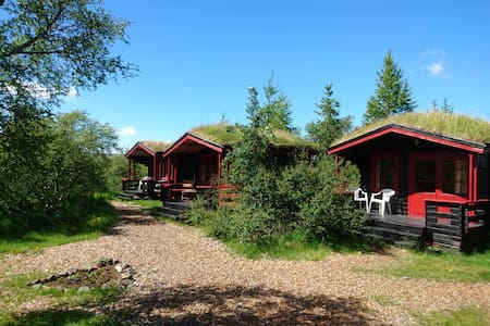 Stora Sandfell Rooms and Cottages - Economy Cottage with Shared Bathroom