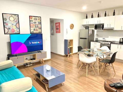 ★ CDMX NEW ALL YOURS★    NEAR HISTORIC DTWN  