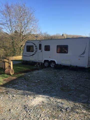 Smeardon Down Caravan