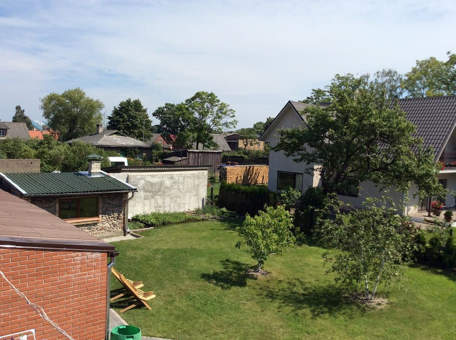 Yard| Двор