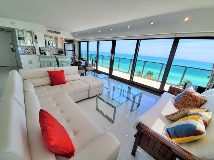 Oceanfront Luxury 2 Bedroom Miami Condo - 1101