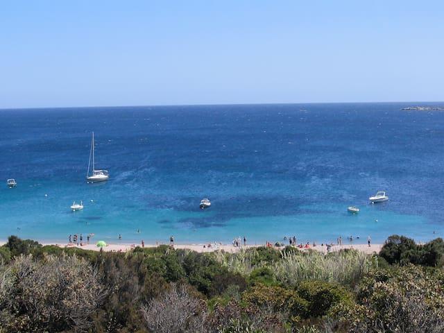 Ad un passo dal mare e vista isole - Bonifacio