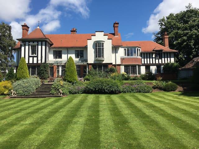 Stunning Arts & Crafts Mansion - Dundee - Ev
