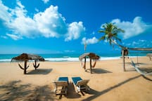 Do you like to relax in  Weligama??