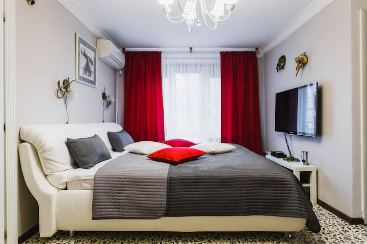 Pushkin Apartment Deluxe