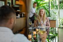 Private chef at the villa