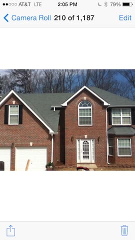 Quiet Home Located in Serene Suburb - Snellville - House