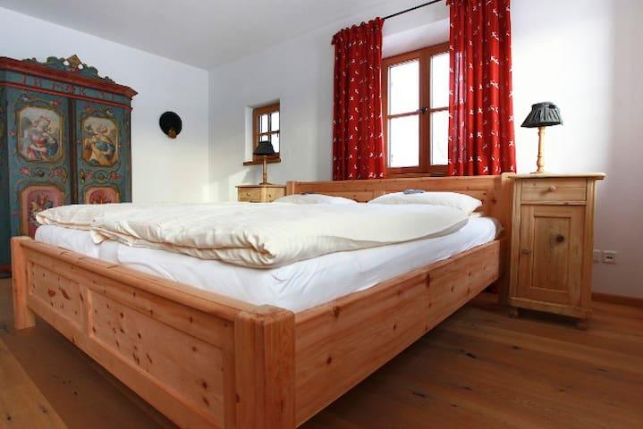 Bayerisch, modern, hochwertig und sooo gemütlich - Schechen - Casa de hóspedes