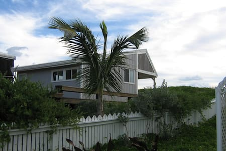 Sea Oats Oceanfront Cottage (post Dorian)