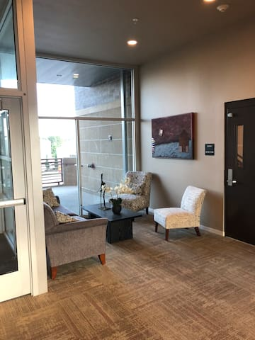New 2-bedroom apartment--walk to Kinnick and UIHC